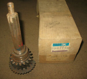 Nos 68 72 Chevy Truck Muncie 4 Speed Input Shaft Gear
