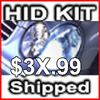 9004 Hid Xenon Kit 1998 1999 2000 2001 Dodge Ram Truck
