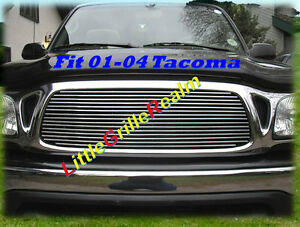 01 02 03 04 2003 2004 2002 2001 Toyota Tacoma Billet Grille 1pc