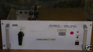 Ruska Ddr 6000 Direct Reading Pressure Gage Controller