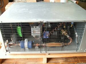 Russell Minicon Air Cooled Semi Hermetic Low Temp Condensing Unit Res150l44 e