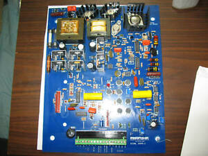 Magnetic Power Systems 3d99 1 Control Board Repaired