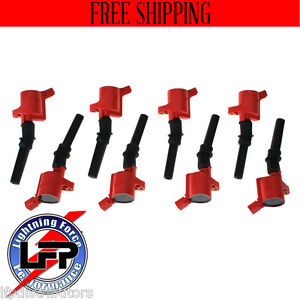 Msd Ignition 82428 Blaster Coil Over 1997 04 4 6 5 4 2 Valve Ford Mustang Gt New