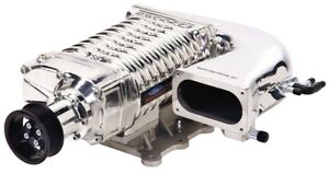 Whipple 2 3l Twin Screw Supercharger Ford 01 04 Lightning Polished Wk 2000tbp