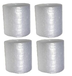 4 Rolls Of 3 16 Small Bubble Cushioning Wrap It Up With Free Ship Moving Supply