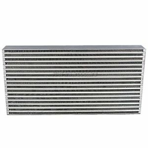 Cxracing Intercooler Core 3 For Mustang Escort Supra Civic
