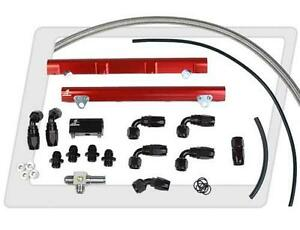 Aeromotive 14122 Complete Fuel Rail System 1998 2004 Ford Mustang 4 6l Cobra
