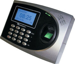 Acroprint Timeqplus V4 Biometric Fingerprint Time Clock