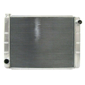 Northern 209673 Universal Ford Mopar 2 row Aluminum Hd Radiator 31 X 19 Race Pro