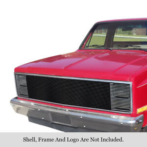 81 87 1987 1985 1986 1983 1984 Chevy Silverado 1500 Regular Cab Phantom Grille
