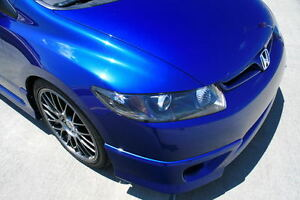 Fiji Blue Pearl Urethane Basecoat Clearcoat Auto Body Shop Restoration Car Paint