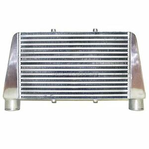 Cxracing Intercooler 24x11x3 For Mazda Rx7 V Mount Fmic