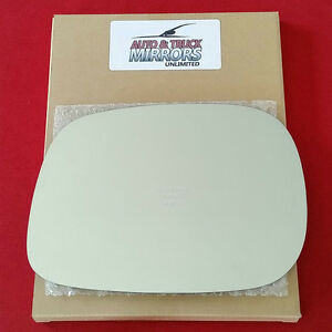 New Mirror Glass 02 08 Dodge Ram Pickup Truck Driver Side Fast Shipping