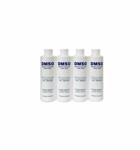 Pharmaceutical Grade Dmso 4 Bottle Special 8 Oz Bottles