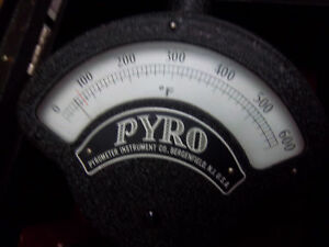 Pyrometer Instrument Co Used