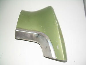 1967 Mercury Cougar Right Side Rear Quarter Extensions
