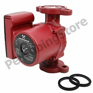 Grundfos Ups15 58fc 3 spd Circulator Pump Ifc 59896341