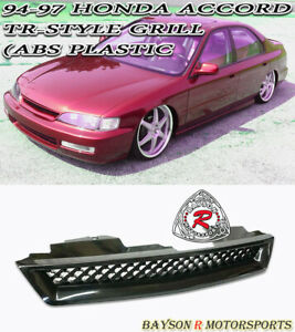 Euro Kamei Style Front Sport Mesh Grille abs Fits Vw Golf Mk4