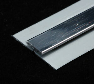 4 Ft Stainless Steel Molding T Channel Trim Strips