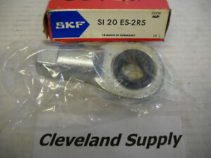 Skf Model Si 20 Es 2rs Spherical Bearing Rod End 20mm Bore New Condition