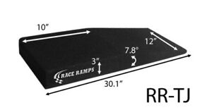 Race Ramps Rr Tj Lightweight Trak Jax Floor Jack Ramps Pair For Low Profile Car