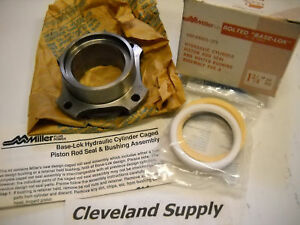 Miller 051 kr015 175 Hydraulic Rod Seal bushing Kit 1 3 4 New Condition In Box
