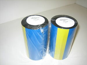 Lot 2 Nos Barcode Ribbons Frd130f1 130mmx450m