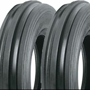 2 6 00 16 600 16 6 00x16 600x16 F 2 Front Tires Ds5125