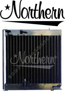 Northern 400 629 Ford Tractor 5110 5610 6600 6610 Combo Ac Condenser Oil Cooler