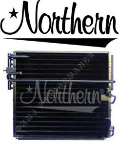 Northern 400 630 Ford Tractor 8630 9700 Condenser Oil Cooler Combo E5nn19n656ba