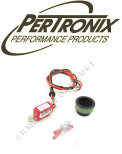 Pertronix 91266 Ignitor Ii Ignition Ford Inline 6 Motorcraft Distributor 63 67