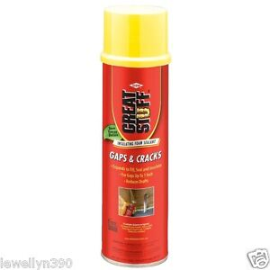 Great Stuff Gaps cracks Insulating Foam 12oz Can 10 Pack