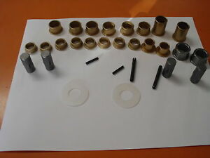 Bushing Kit For John Deere 520 830 Float ride Seat