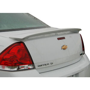 Factory Ss Style Rear Spoiler Painted Fits 2006 2013 Chevrolet Impala