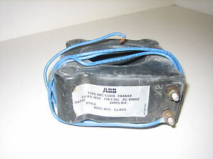 Good Used Abb Type Imc Current Transformer 7524a98g04 Ratio 250 5 2 Amps R f