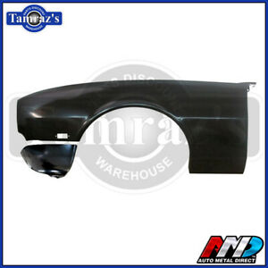 68 Camaro Rs Front Fender With Extension Lic Gm Restoration Part Lh Amd