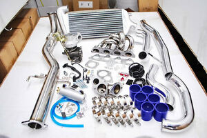 Eclipse Talon 1g 2g Dsm Gst 4g63 16g Td05 Td 05 Complete Turbo Charger Kit
