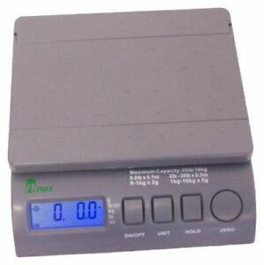 35 Lb X 0 1 Oz Lcd Digital Postal Shipping Scale With Ac Adapter Free Shipping