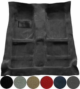 01 11 Ford Crown Victoria 4dr Carpet Wo Heel Pad