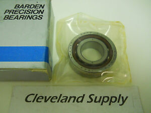 Barden 102h Precision Roller Ball Bearing New Sealed Condition In Box