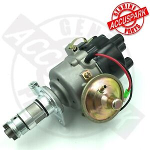 Accuspark Electronic Ignition Distributor Replaces Lucas 45d For Mgb All Years