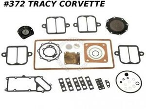 1963 1964 1965 Corvette New Hd Fuel Injection Rebuild Kit 63 64 65 Rochester Fi