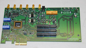 Synopsys Pcie Evaluation Board W Accelerant Networks Card