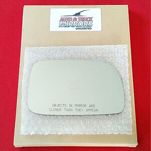 New Mirror Glass For 07 12 Toyota Camry Usa Solara Passenger Right Side