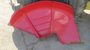 Ford Dexta Tractor Fender Left Or Right Fender 2143 Will Fit