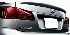 2006 2010 Lexus Is250 Is350 Painted Rear Lip Spoiler Factory Style Brand New
