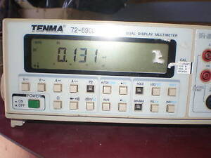 Tenma 72 6900 Digital Multimeter