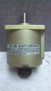 Disc Instruments Optical Shaft Encoder 701fr 2048 ocf ttl ld ss New 701fr