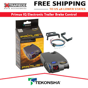 Tekonsha Primus Iq Proportional Electric Trailer Brake Control Self Leveling
