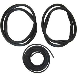 1967 1972 Chevrolet Gmc Panel Suburban Trucks Back Window Weatherstrip Seals